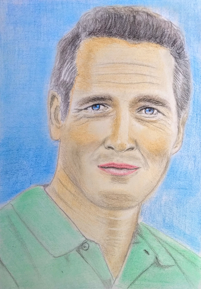 Paul Newman by paulb